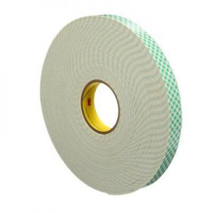 3M 4026 Double Coated Urethane Foam Tape