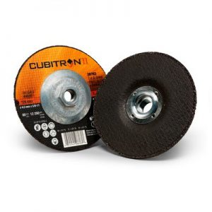 3M Cubitron II Cut and Grind Wheel