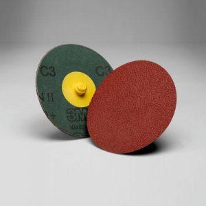 3M Cubitron II Roloc Fibre Disc 982C