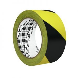 3M Hazard Warning Tape 766