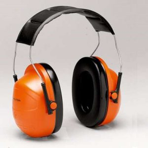 3M PELTOR Hi-Viz Earmuffs H31A, Over-the-Head