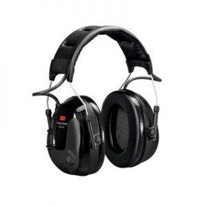 3M PELTOR ProTac III Slim Headset, Black, Headband