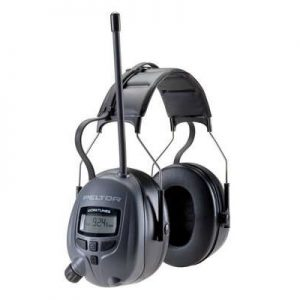 3M PELTOR WorkTunes 26 Digital Radio Hearing Protector WTD2600