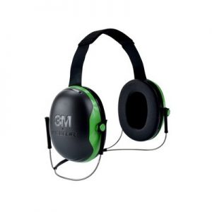 3M PELTOR X1 Earmuffs X1B, Behind-the-Head