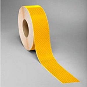 3M Reflective Tape Yellow 983-71