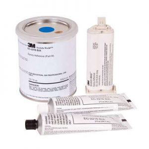 3M Scotch-Weld Epoxy Adhesive EC-2216 BA Gray
