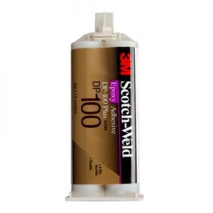 3M ScotchWeld Epoxy Adhesive DP100 Plus Clear