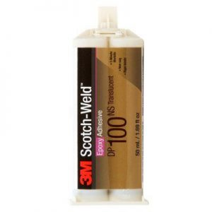 3M ScotchWeld Epoxy Adhesive DP100NS