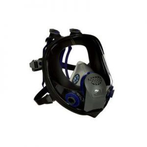 3M Ultimate FX Full Facepiece Reusable Respirator FF-402