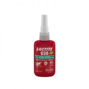 LOCTITE 638 High Strength Retaining Compound 50ML