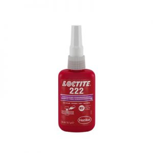Loctite 222 Threadlocker-Low Strength 50ML