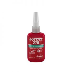 Loctite 270 Threadlocker- High Strength 50ML