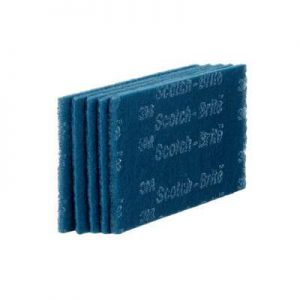 Scotch-Brite General Purpose Hand Pad Mighty, Blue