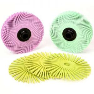 Scotch-Brite Radial Bristle Disc