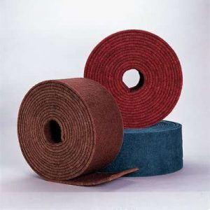 Standard Abrasives Aluminum Oxide Buff and Blend Roll